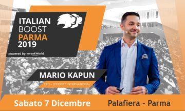 Italian Boost Parma 2019